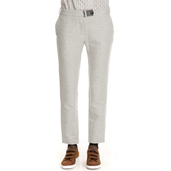 Vêtements Femme Chinos / Carrots Tinsels Pantalon Molleton City Cocoon  Gris Chine Gris