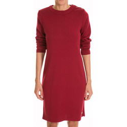 Robes courtes Armor Lux Robe Semi Longue  Rouge Fonce