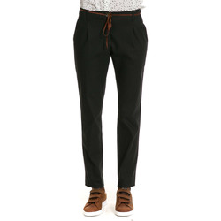Vêtements Femme Chinos / Carrots Tinsels Pantalon City Street Life  Anthracite Anthracite
