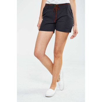 Vêtements Femme Shorts / Bermudas Tinsels Short City Endless  Gris Gris