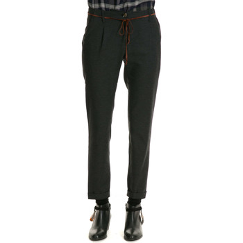 Vêtements Femme Chinos / Carrots Tinsels Pantalon City Endless  Gris Gris