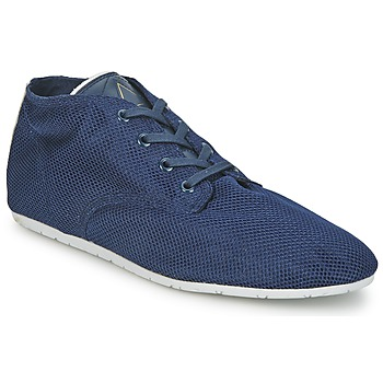 Chaussures Baskets montantes Eleven Paris BASIC MATERIALS marine