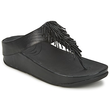 Tongs FitFlop CHACHA Noir 350x350