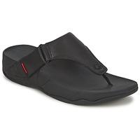 Chaussures Homme Tongs FitFlop TRAKK II noir