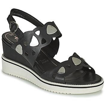 Chaussures Femme Sandales et Nu-pieds Tamaris MAGDA Noir