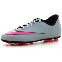 Chaussures Garçon Football Nike Mercurial Vortex II FG Junior Grey