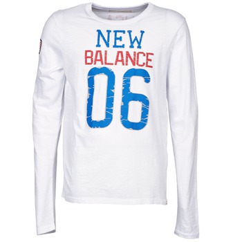 T-shirts manches longues New Balance NBSS1404 GRAPHIC LONG SLEEVE TEE