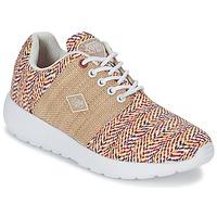 Chaussures Femme Baskets basses Le Temps des Cerises FLY Mulitcolore