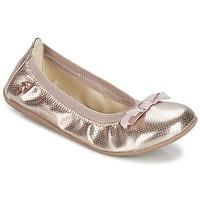 Chaussures Fille Ballerines / babies Le Temps des Cerises LILOU Or