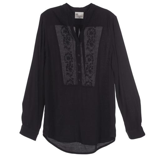 Vêtements Femme Tuniques Stella Forest ACH001 Noir