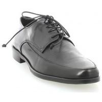 Chaussures Femme Derbies Elizabeth Stuart Derby cuir Noir