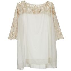 Vêtements Femme Tops / Blouses Stella Forest ATU030 Beige
