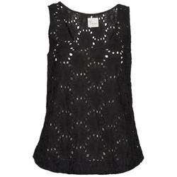 Vêtements Femme Débardeurs / T-shirts sans manche Stella Forest ADE007 Noir