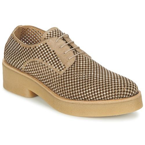 Chaussures Femme Derbies Now TORAL Marron