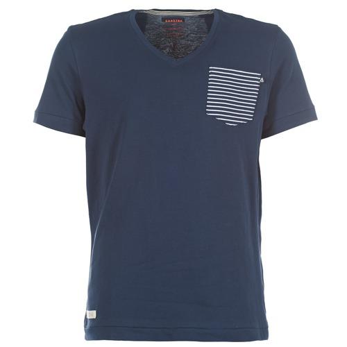 Vêtements Homme T-shirts manches courtes Gaastra DUSK Marine
