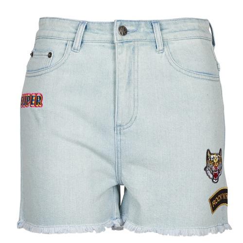 Shorts & Bermudas American Retro BORIS Bleu 350x350