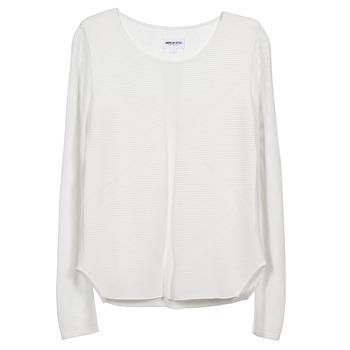Vêtements Femme Pulls American Retro GEMMA Blanc