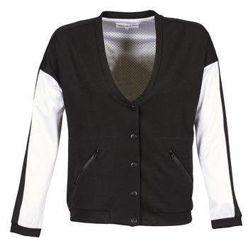 Vestes American Retro CHARONNE Noir / Blanc 350x350