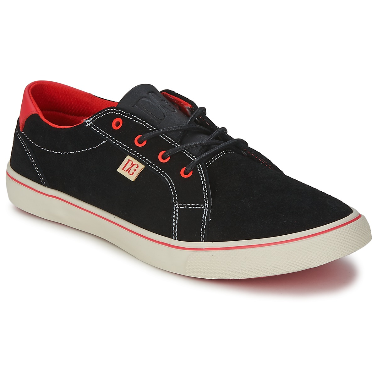DC Shoes COUNCIL W Noir / Rouge