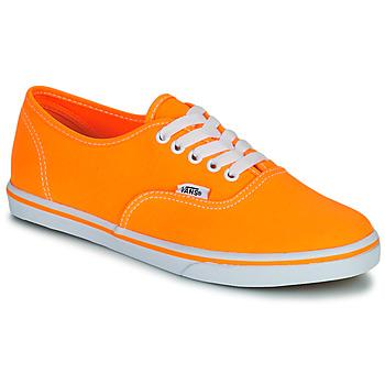 Baskets mode Vans AUTHENTIC LO PRO Orange pop 350x350