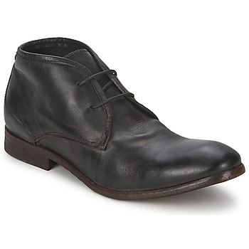 Chaussures Homme Boots Hudson CRUISE Noir