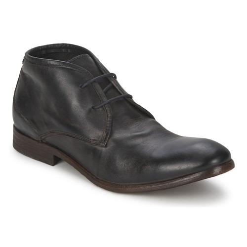 Chaussures Homme Boots Hudson CRUISE Noir