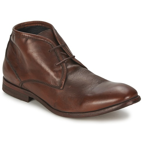 Bottines / Boots Hudson CRUISE Marron 350x350