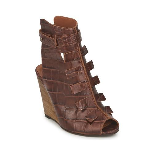 Chaussures Femme Sandales et Nu-pieds Dkode THYONE Cognac