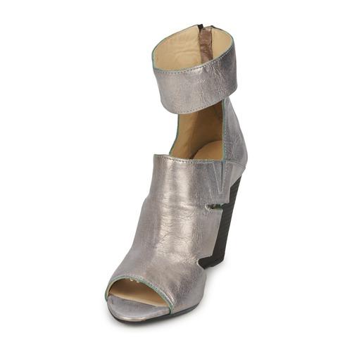 Femme pieds Perle Thetis Et Nu Dkode Sandales Gris VUSzMp