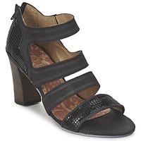 Chaussures Femme Sandales et Nu-pieds Dkode CHARLIZE Noir