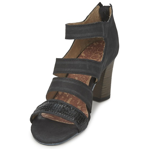 Femme Charlize Dkode pieds Noir Nu Et Sandales KcTlF1J