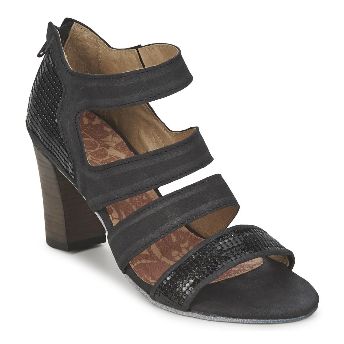 Sandale Dkode CHARLIZE Noir