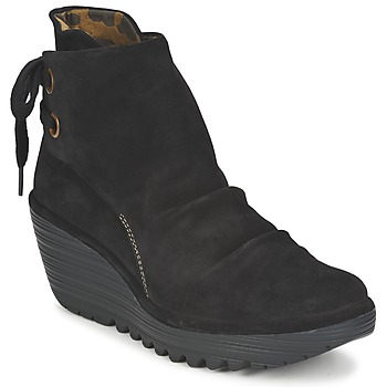 Bottines / Boots Fly London YAMA Noir 350x350