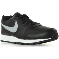 Chaussures Homme Baskets basses Nike MD Runner 2 Leather noir