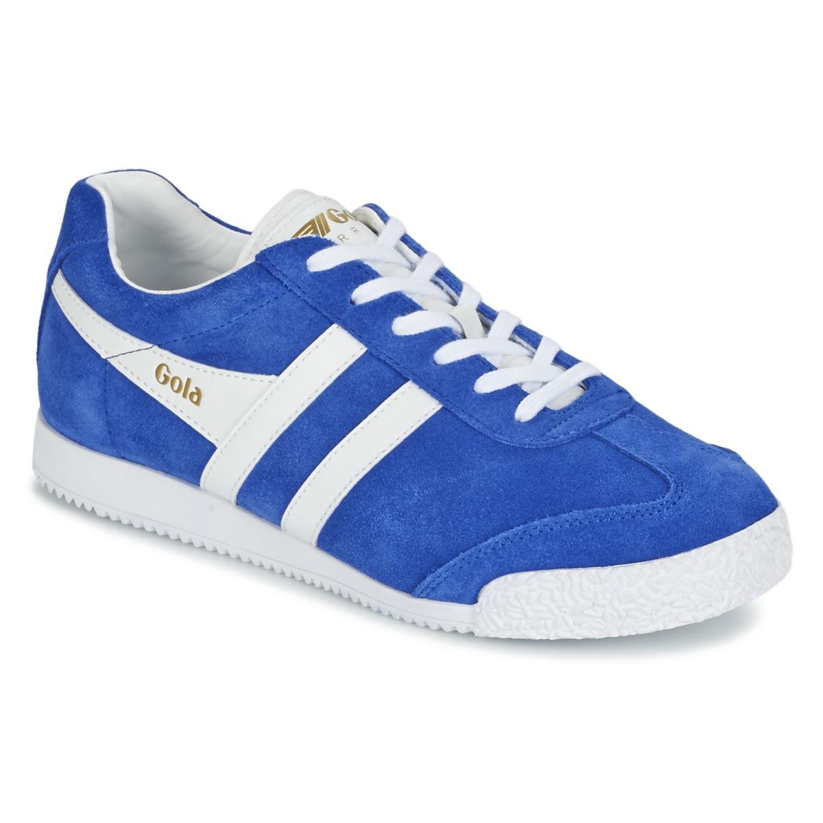 Gola HARRIER Bleu / Blanc