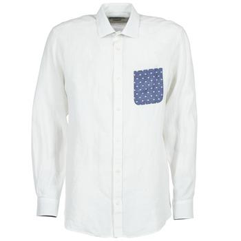 Chemises Serge Blanco CHACA Blanc 350x350
