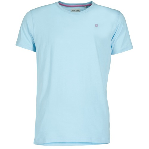T-shirts & Polos Serge Blanco 3 POLOS DOS Bleu Ciel 350x350