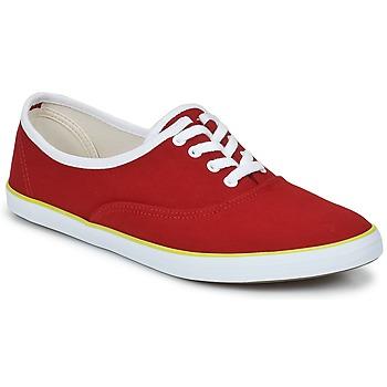 Chaussures Femme Baskets basses Veja DERBY Rouge