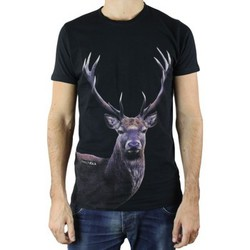 T-shirts manches courtes French Kick T-Shirt  Deer