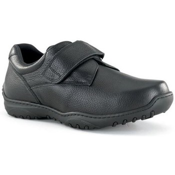 Chaussures Homme Derbies Calzamedi large chaussures 20 BLACK