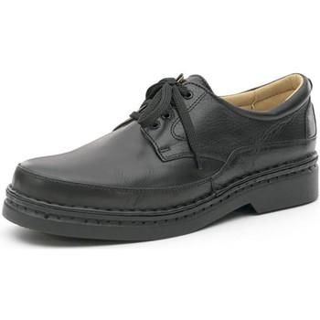Chaussures Homme Derbies Calzamedi semelles de chaussures casual NOIR
