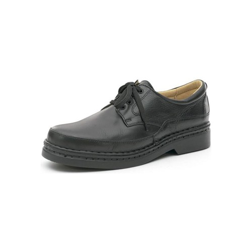 Chaussures Homme Derbies Calzamedi semelles de chaussures NOIR