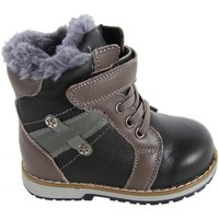 Chaussures Garçon Bottes de neige Happy Bee B164088-B1392 Negro