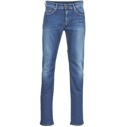 Jeans Hilfiger Denim SLIM SCANTON MIDC Bleu medium 350x350