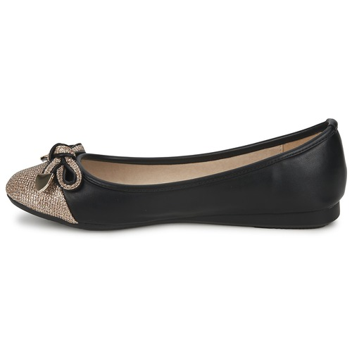 Femme Noir Chaussures BallerinesBabies Mood Edak Moony ED29YHebWI