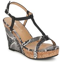 Chaussures Femme Sandales et Nu-pieds Moony Mood NILO Noir