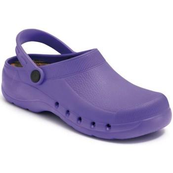 Chaussures Sabots Calzamedi Sabot e  confortable pvc anatomique VIOLET