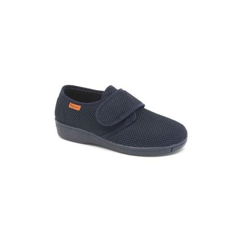 Chaussures Femme Baskets basses Calzamedi postopératoire intérieur confortable BLEU