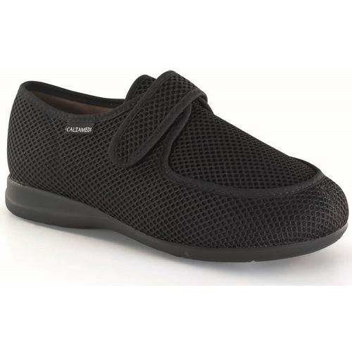 Chaussures Chaussons Calzamedi domestique et postopératoire NOIR