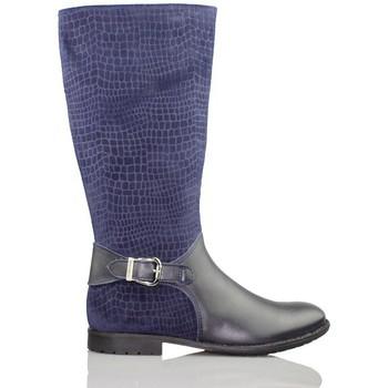Boots Biomecanics Garvalin daim gravé fille de démarrage